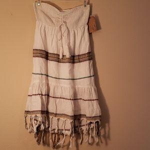 Billabong cotton sundress